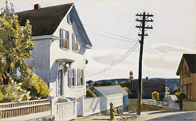 Adam's House Edward Hopper Edward Hopper