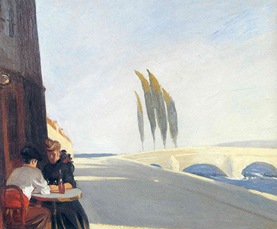 Bistro Edward Hopper
