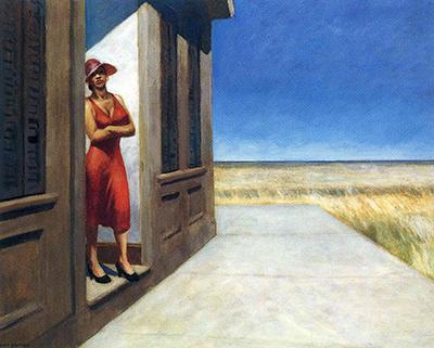 Carolina Morning Edward Hopper