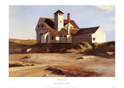 Coast Guard Station Edward Hopper