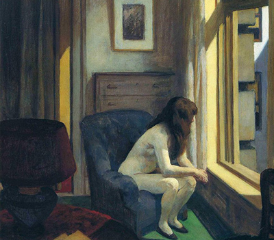 Eleven AM Edward Hopper