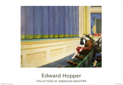 First Row Orchestra Edward Hopper