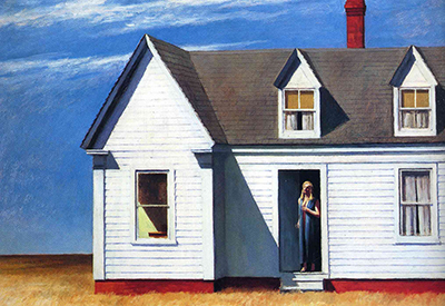 High Noon Edward Hopper