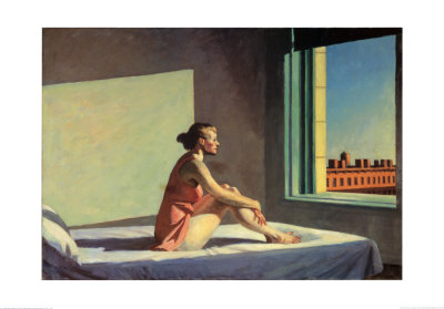 Morgensonne Edward Hopper