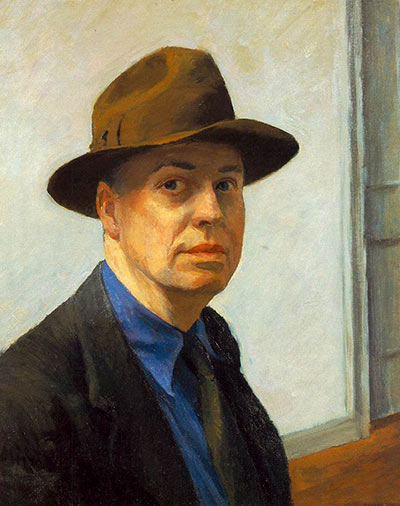 Self-Portrait Edward Hopper