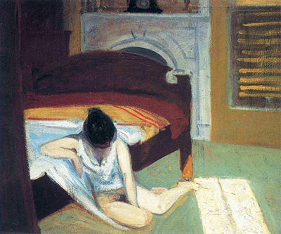 Summer Interior Edward Hopper