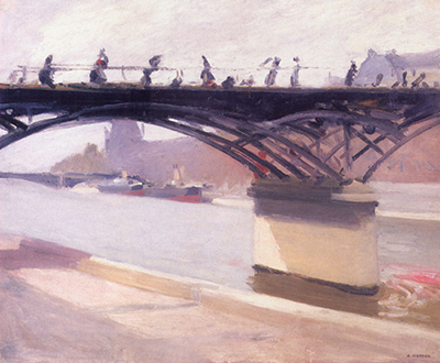The Bridge of Art Edward Hopper